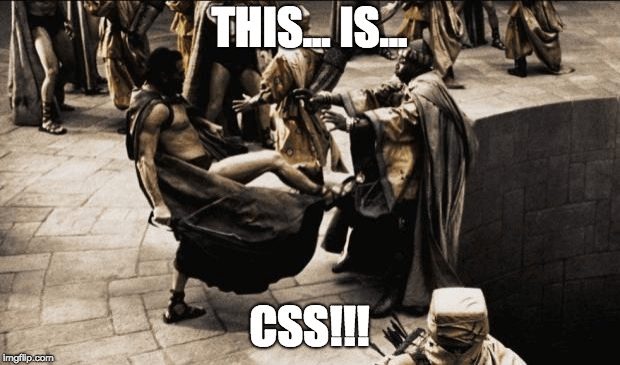 THIS... IS... CSS!!!