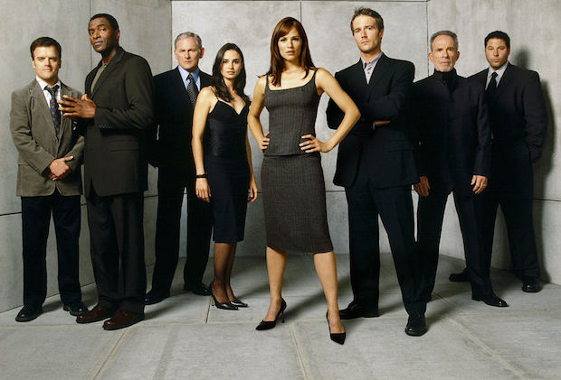 Alias TV show cast