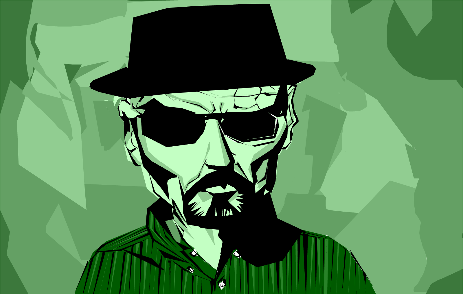 Walter White from Breaking Bad - licensed CC-BY by thewalkingdude