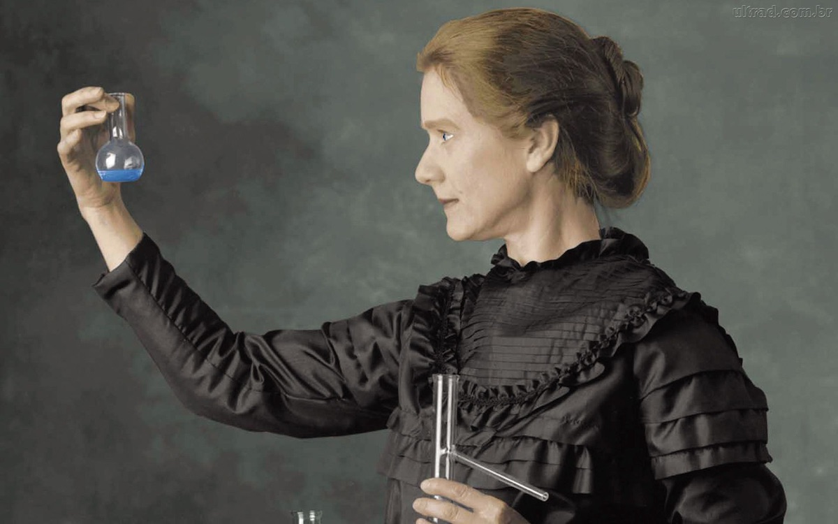 Marie Curie the scientist