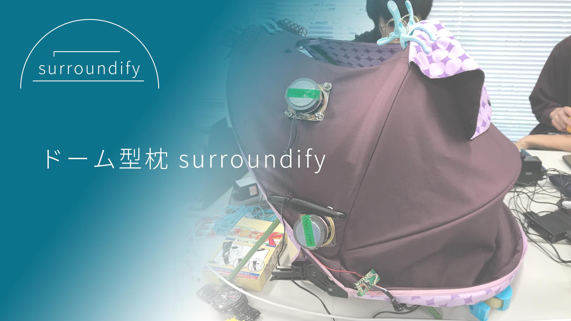 surroundify