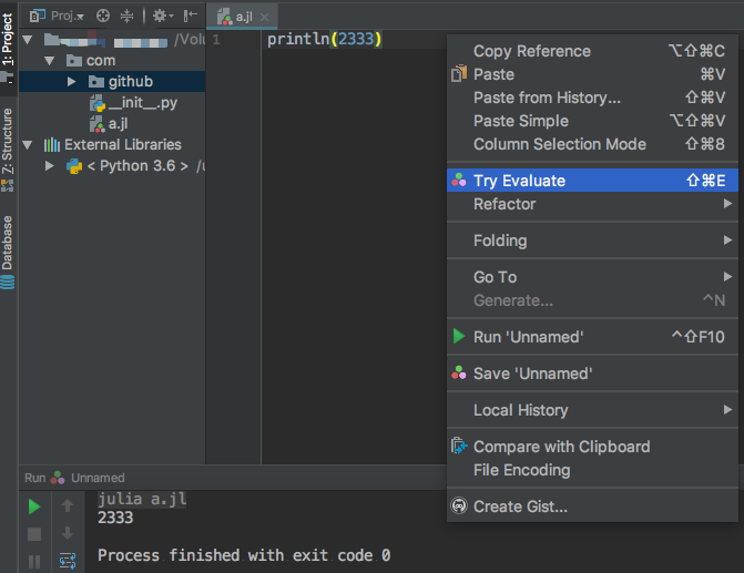 PyCharm and CLion support · Issue #28 · JuliaEditorSupport