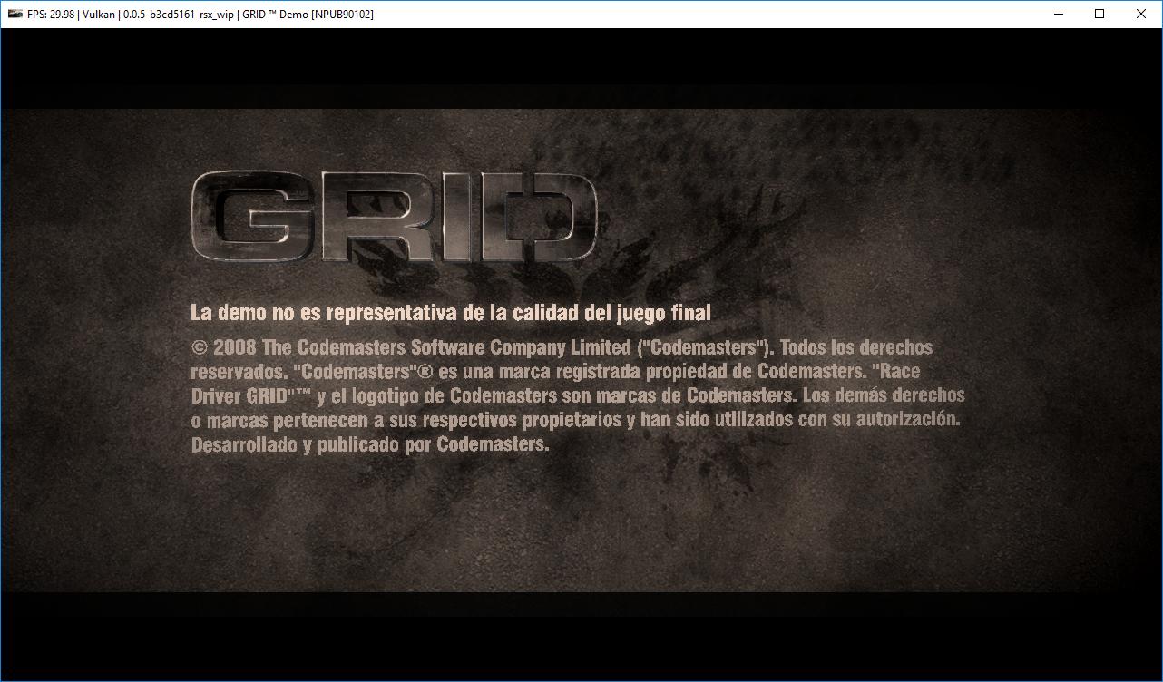 Developers - rsx: Major Fixes -