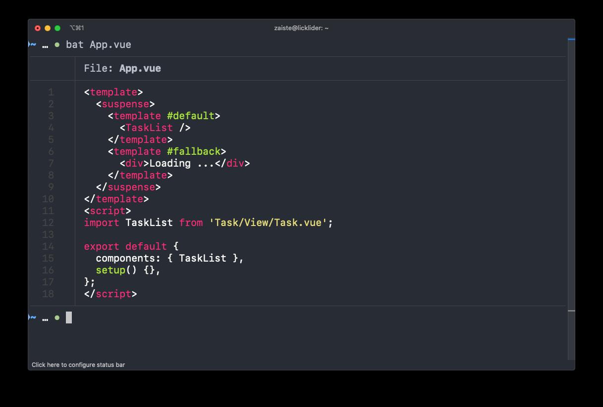 Rewritten In Rust Modern Alternatives Of Command Line Tools