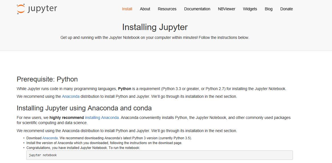 Installing Jupyter notebook · Issue #664 · sr320/LabDocs · GitHub