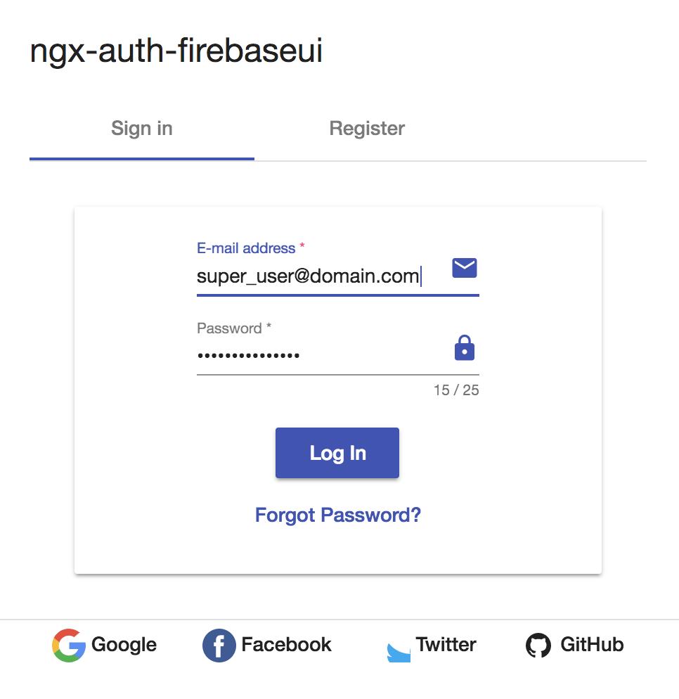 google forgot password for site