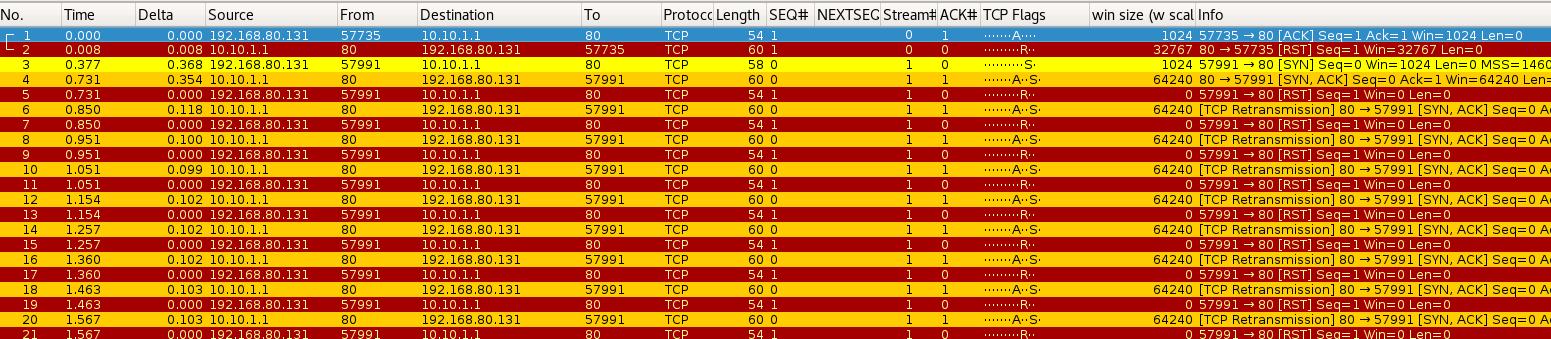 nmap not reporting what it sees · Issue #1298 · nmap/nmap