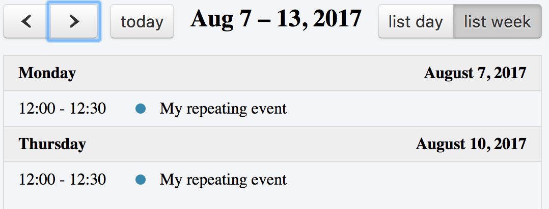 My ranges in event don't work · Issue #3776 · fullcalendar