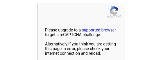 How to solve a CAPTCHA Challenge · Issue #473 · GoogleChrome
