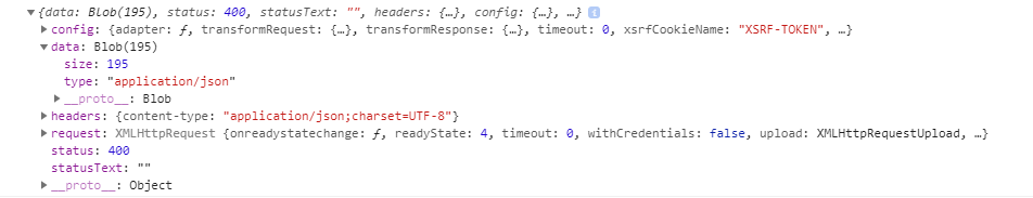 angular httpclient responsetype file