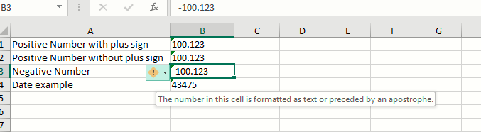 How to make Excel treat all cells as text and avoid any