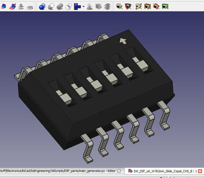 Scripts you want made · Issue #112 · easyw/kicad-3d-models