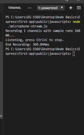 Google cloud speech streaming samples stops · Issue #267