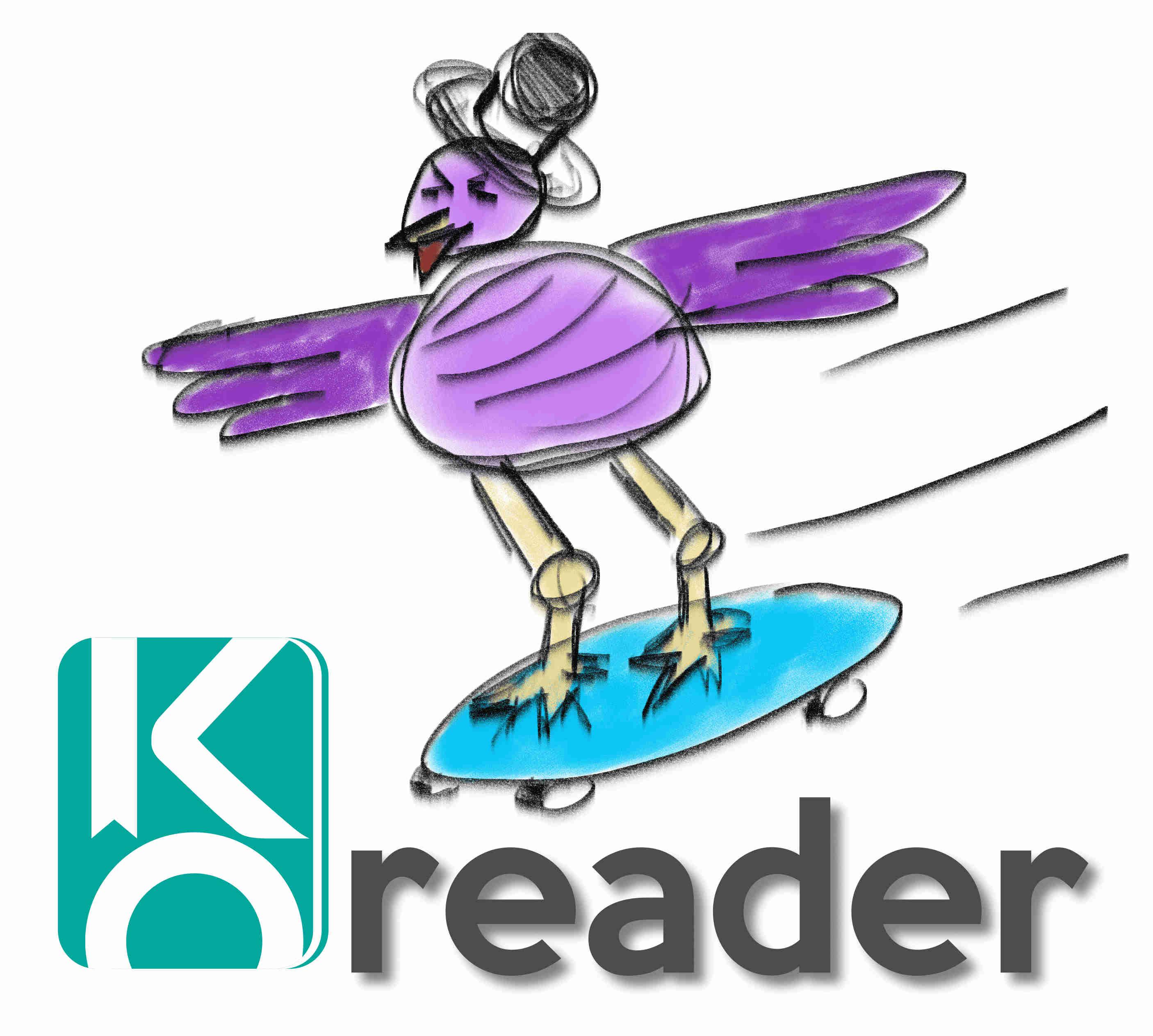 koreader-bird