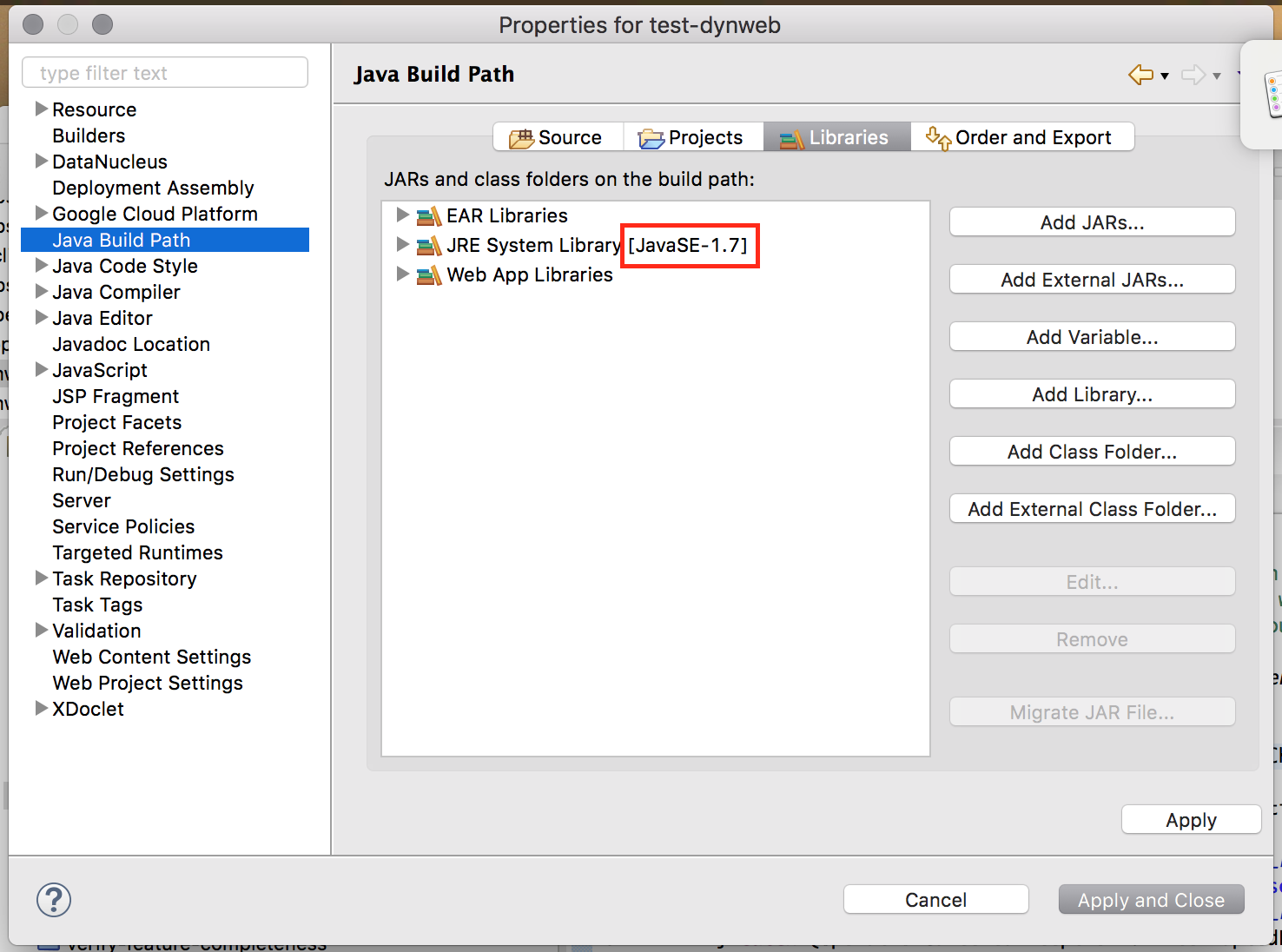 Invalid runtime java8 specified on converted project issue i verified that converting a javase 17 project preserves the java 17 facet and the appengine webxml is untouched baditri Choice Image