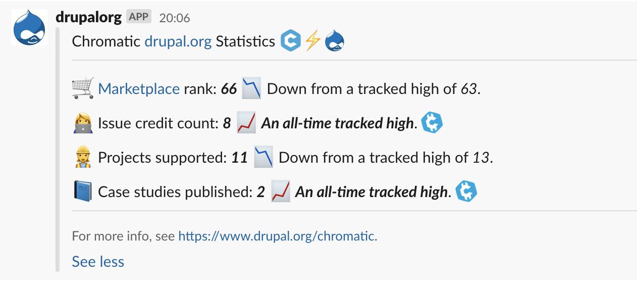drupalorg-slack app screenshot