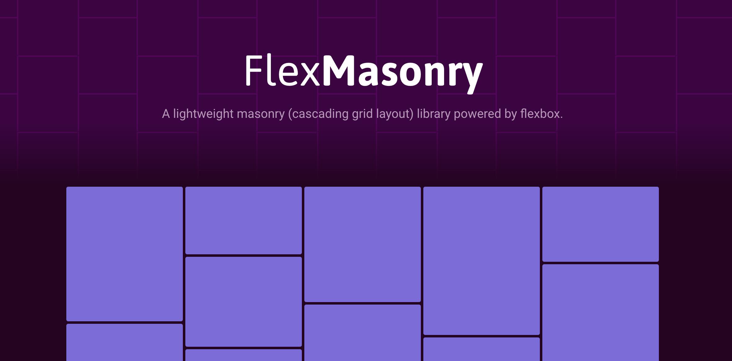 FlexMasonry