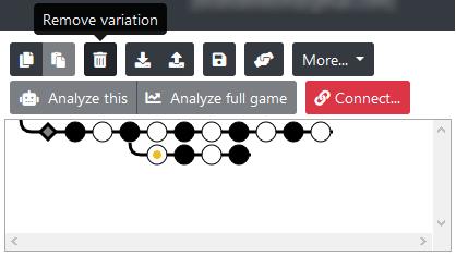 Remove variation