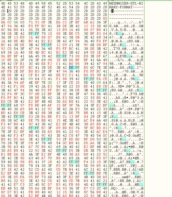 Constant explorer exe crashes when complex STL models are