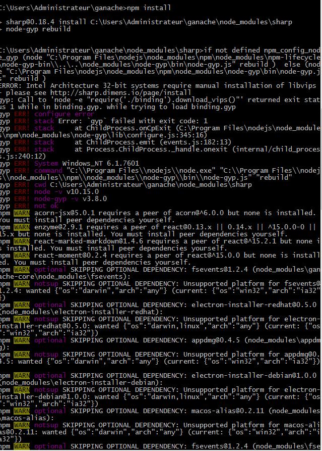 Windows 7 cannot install appx · Issue #295 · trufflesuite/ganache