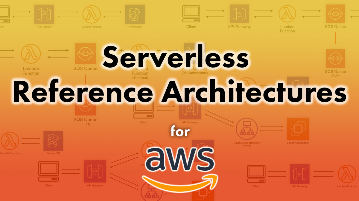 Serverless Reference Architectures Project
