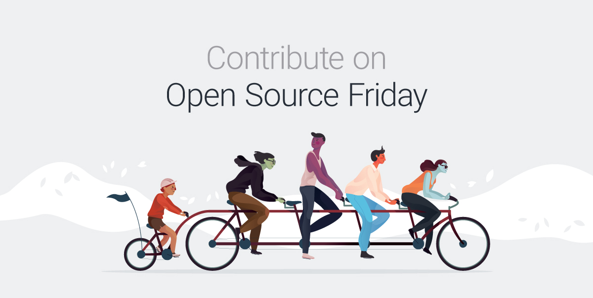 Contribute on Open Source Friday