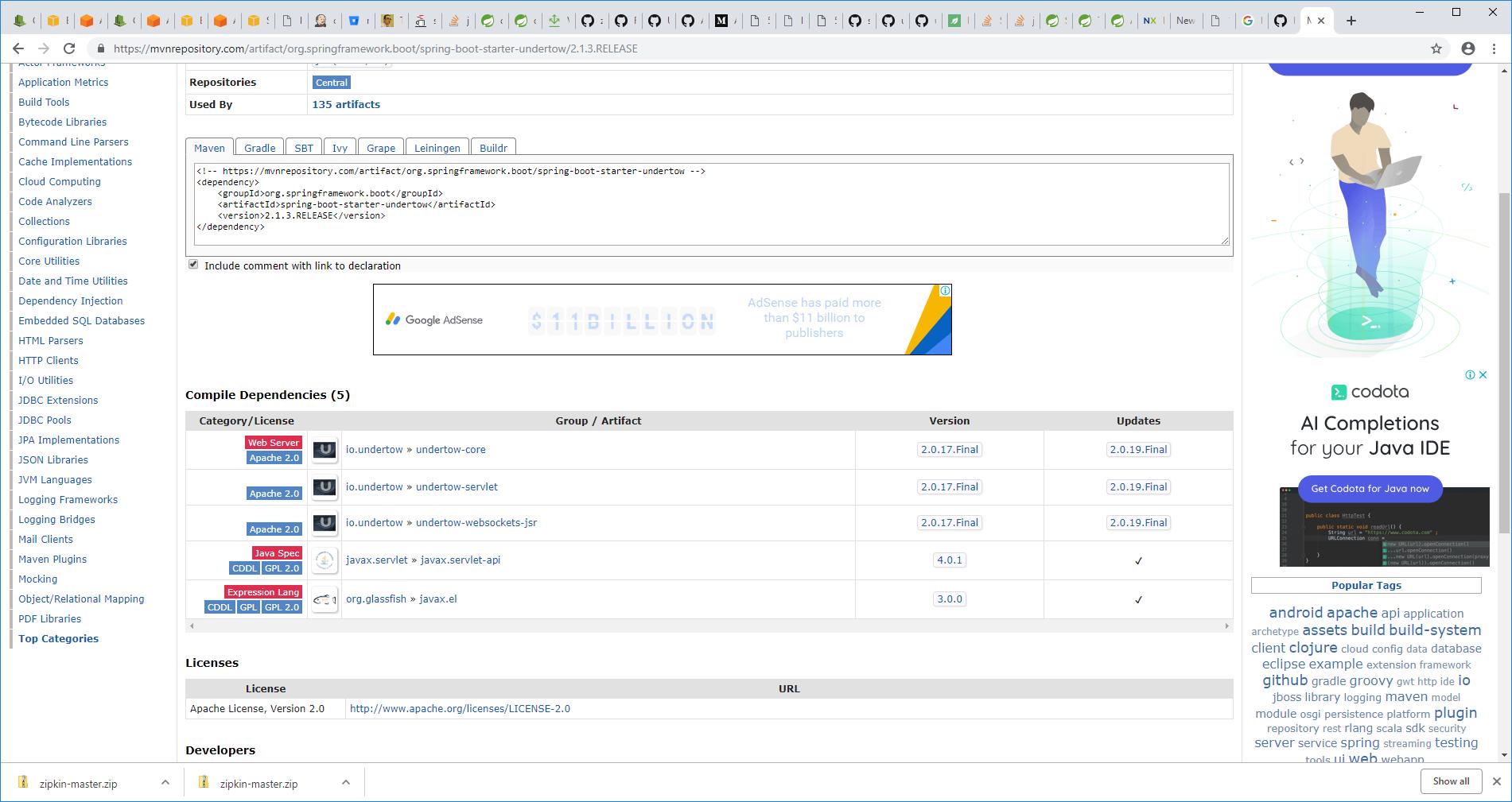 Running as ecs container on aws · Issue #2420 · openzipkin/zipkin