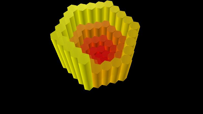 h3-hexagon