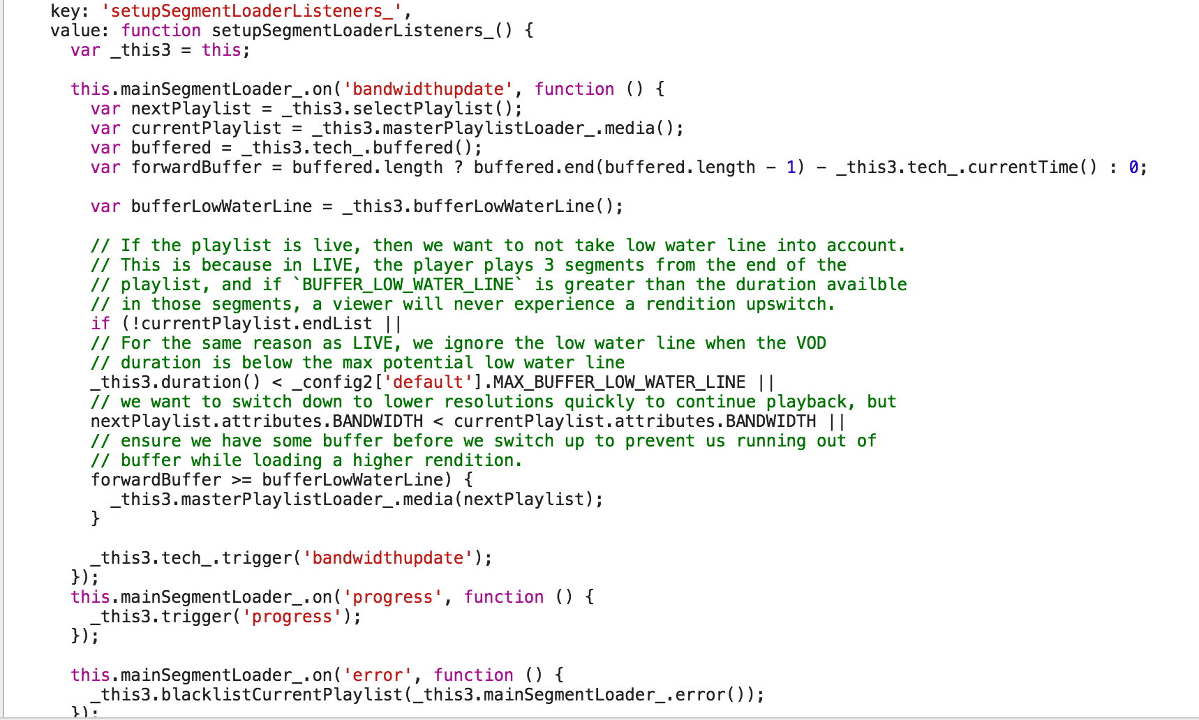 Cannot read property 'BANDWIDTH' of undefined · Issue #1205