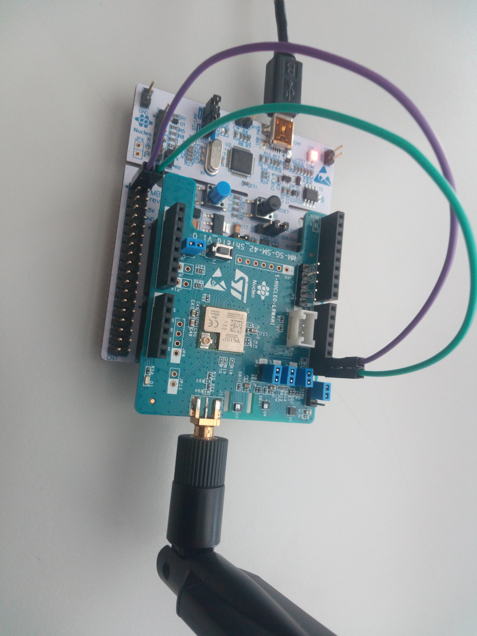 Stm32 Nucleo Examples