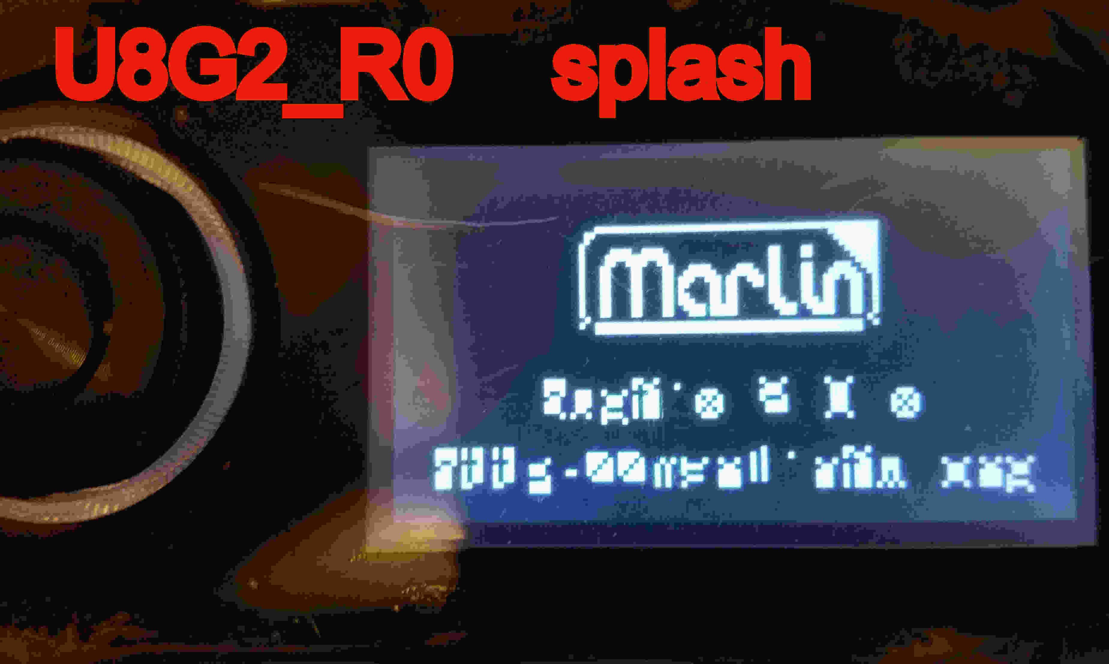 Marlin 32 bit port to U8G2 - need some help / Bug: drawBitmap