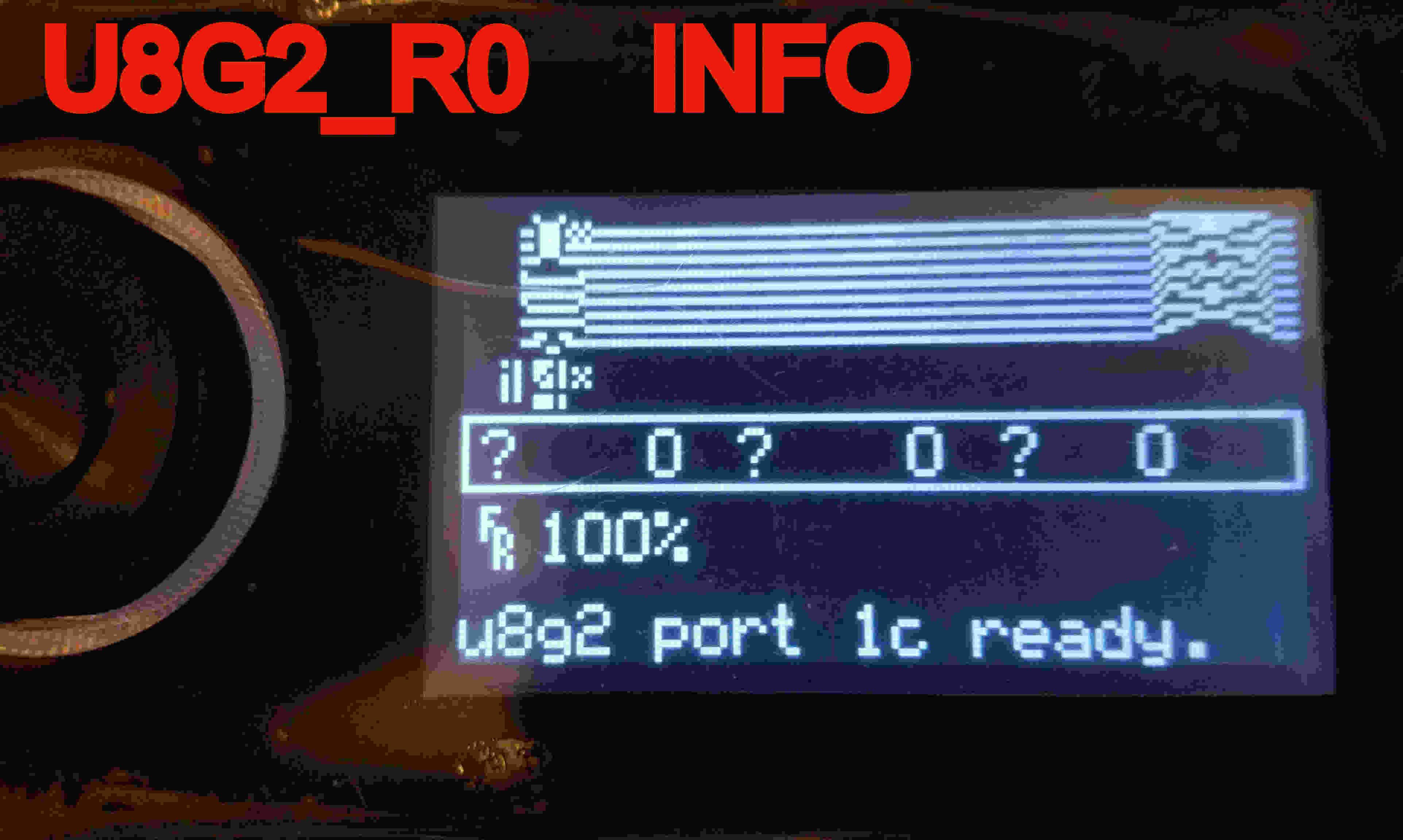 Marlin 32 bit port to U8G2 - need some help / Bug
