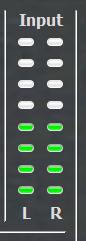 Input level
