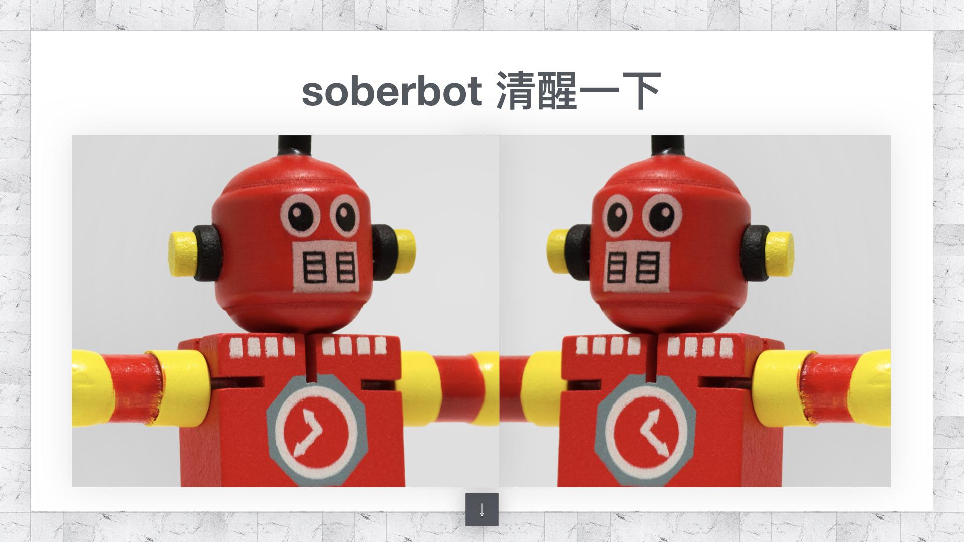 soberbot 006