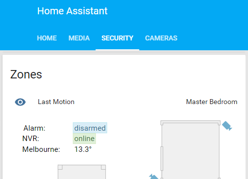 Floorplan Home Assistant | Flisol Home