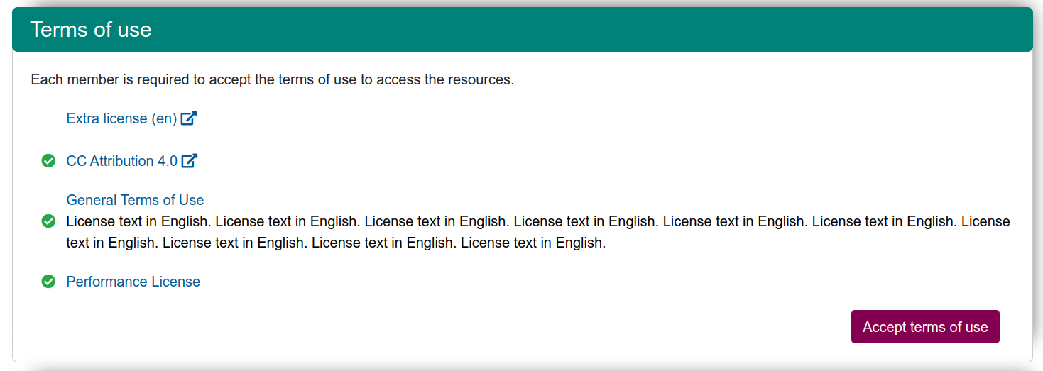 license-layout
