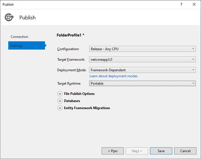 Blazor Server Side  NET Core publishing issues · Issue