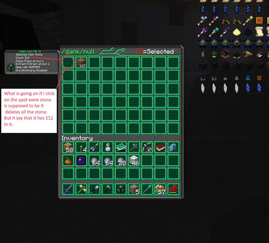 Dank/null deleting all block  · Issue #151 · p455w0rd