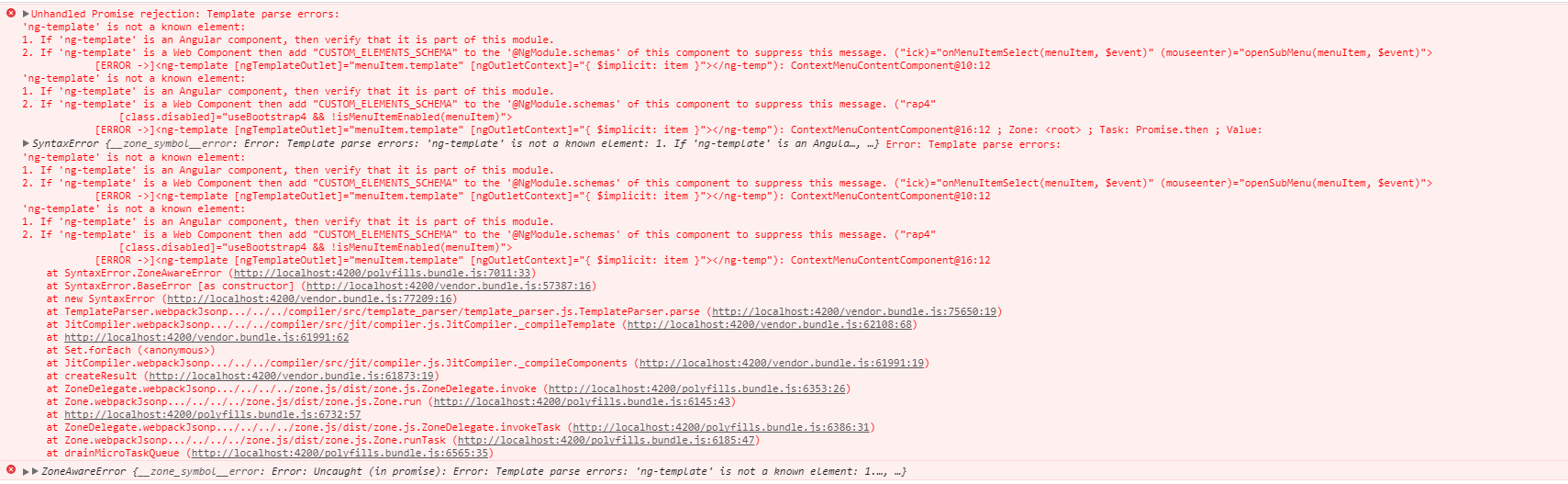 ng-template error · Issue #59 · isaacplmann/ngx-contextmenu · GitHub