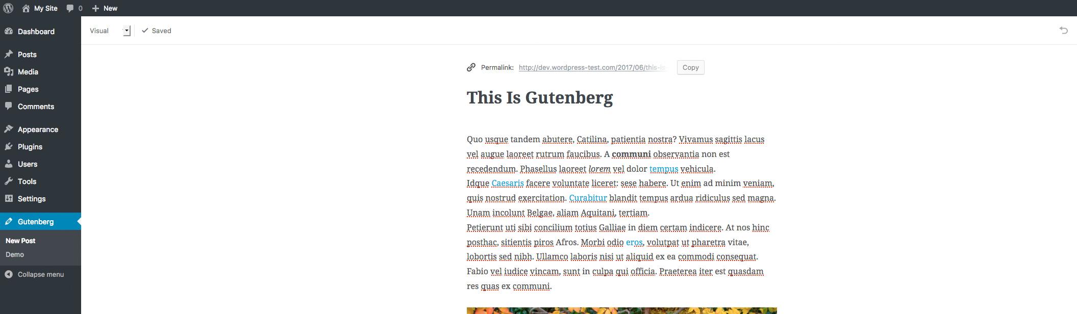 gutenberg-permalink-hover