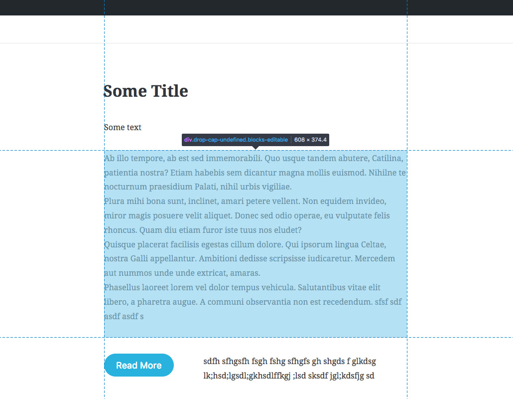 Block Width Content Width Needs To Be Resizeable Issue 1483 Wordpress Gutenberg Github