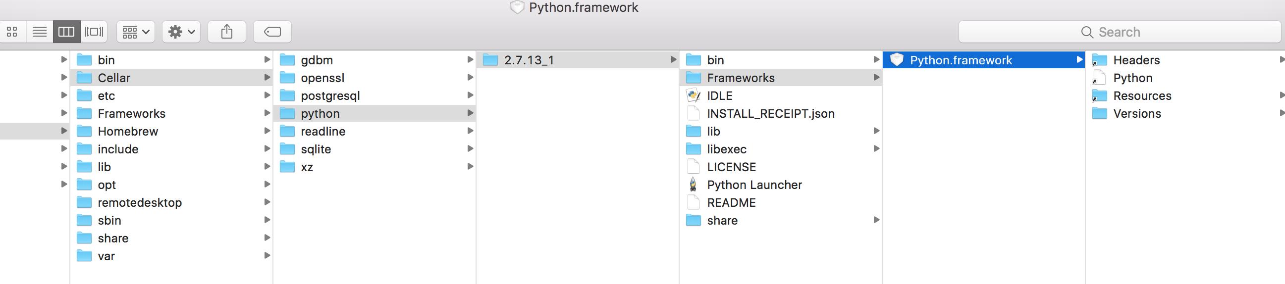 nfldb Mac installation · Issue #215 · BurntSushi/nfldb · GitHub