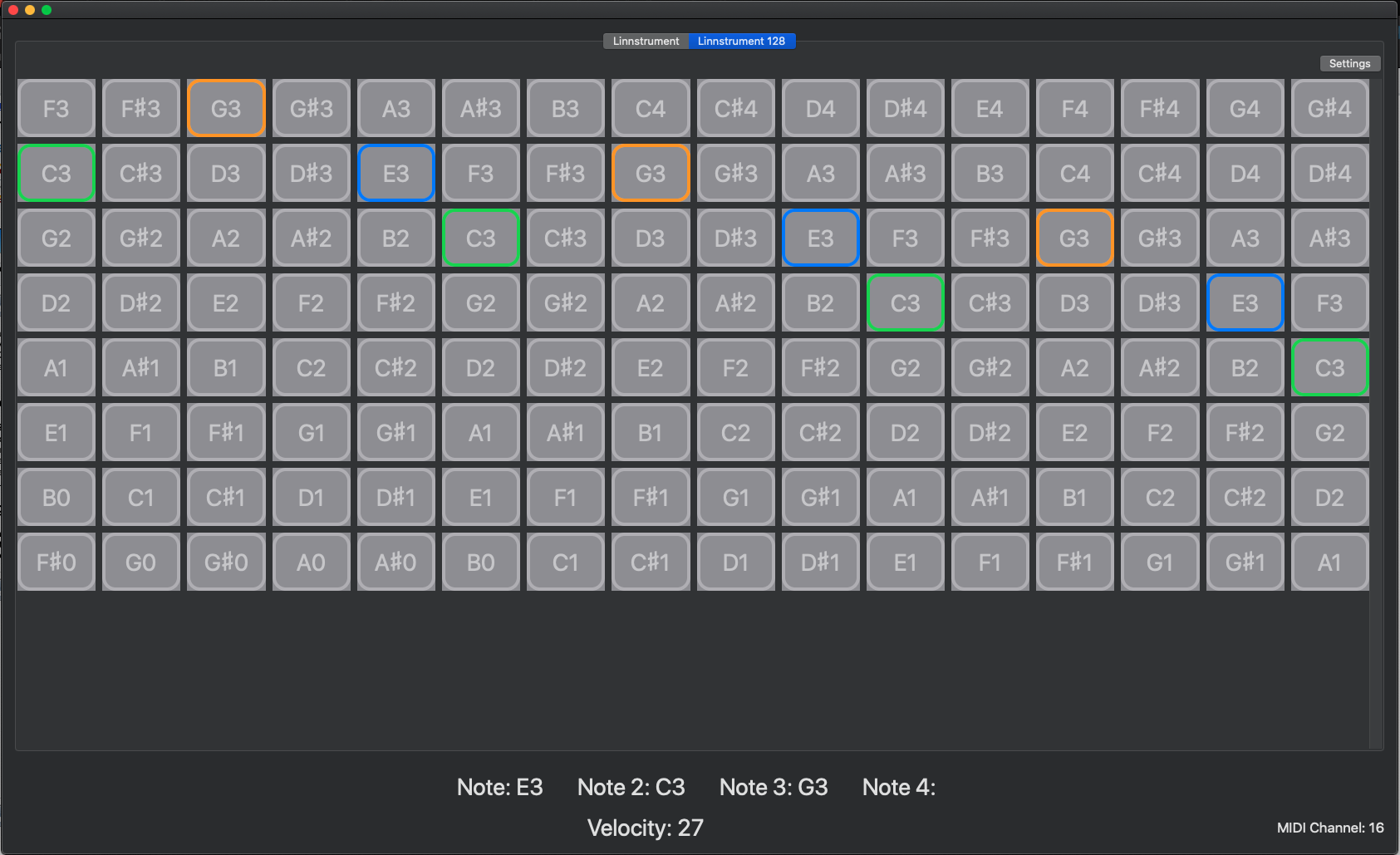Linnstrument Helper app finished version