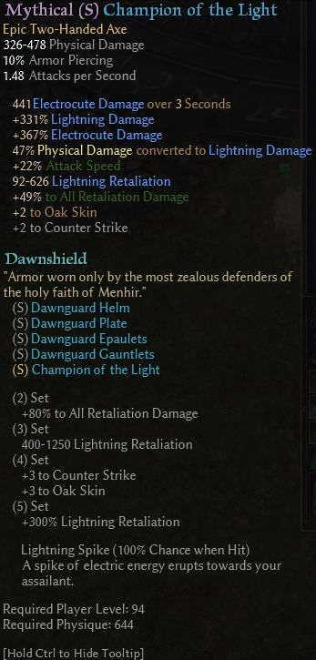 WIP] Item Filter (via ColorCoding) - Grim Dawn Forums