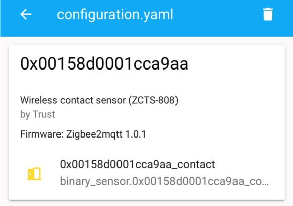 Trust Contact Sensor (CSW_ADUROLIGHT) state is inverted? · Issue