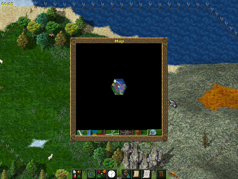 zoom limit map