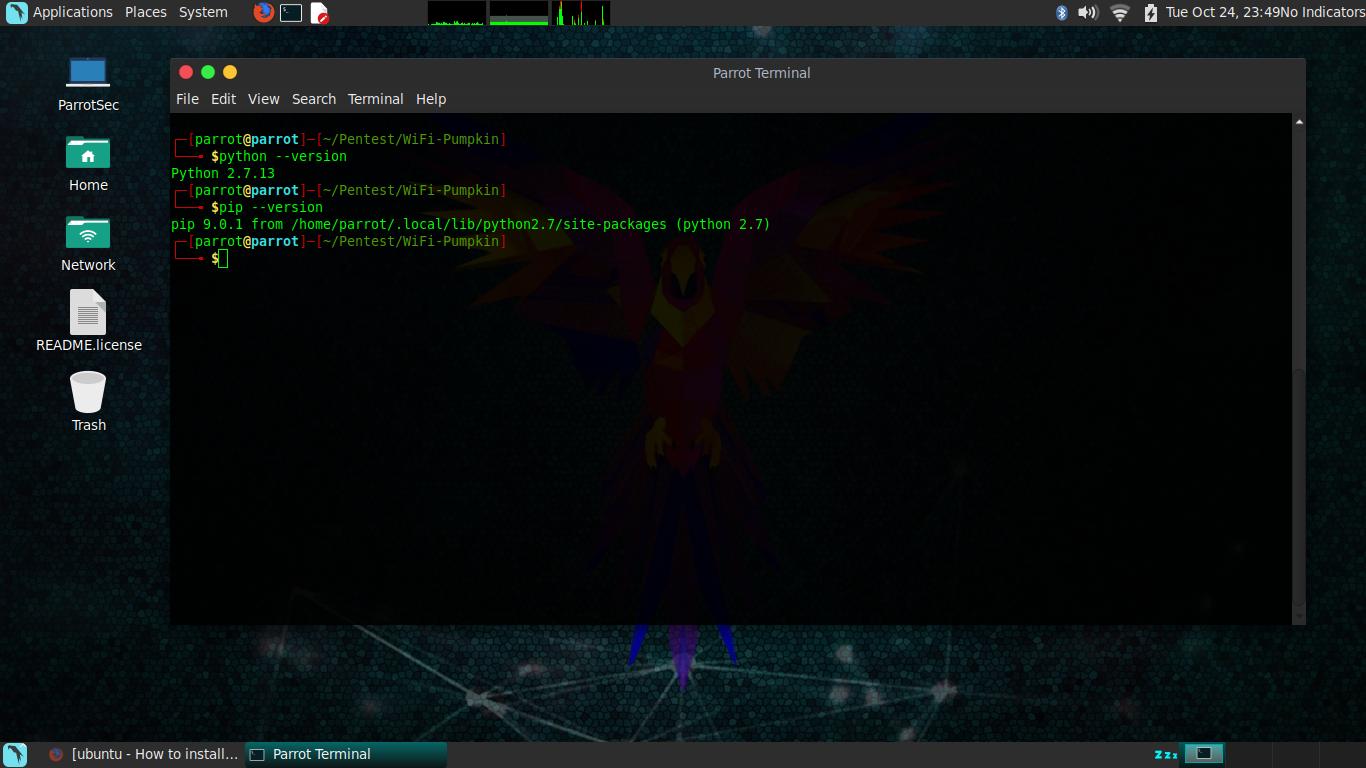 Error : WiFi-Pumpkin need PyQt4 :( · Issue #282 · P0cL4bs