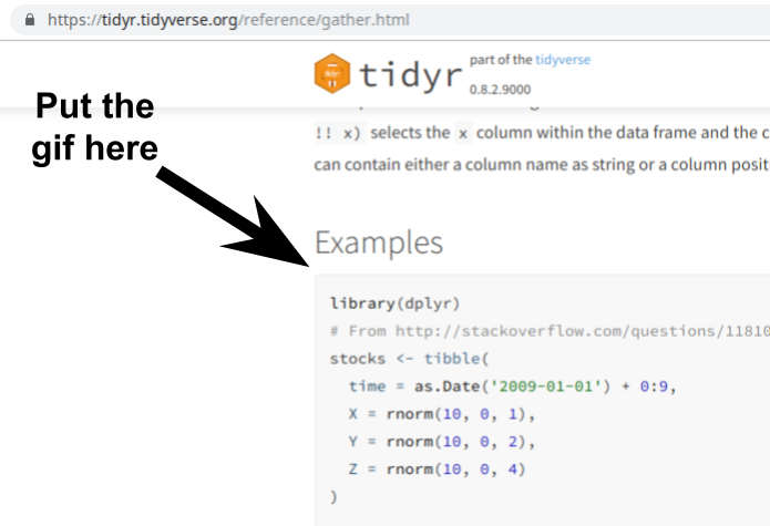 Animated gif in documentation · Issue #515 · tidyverse/tidyr