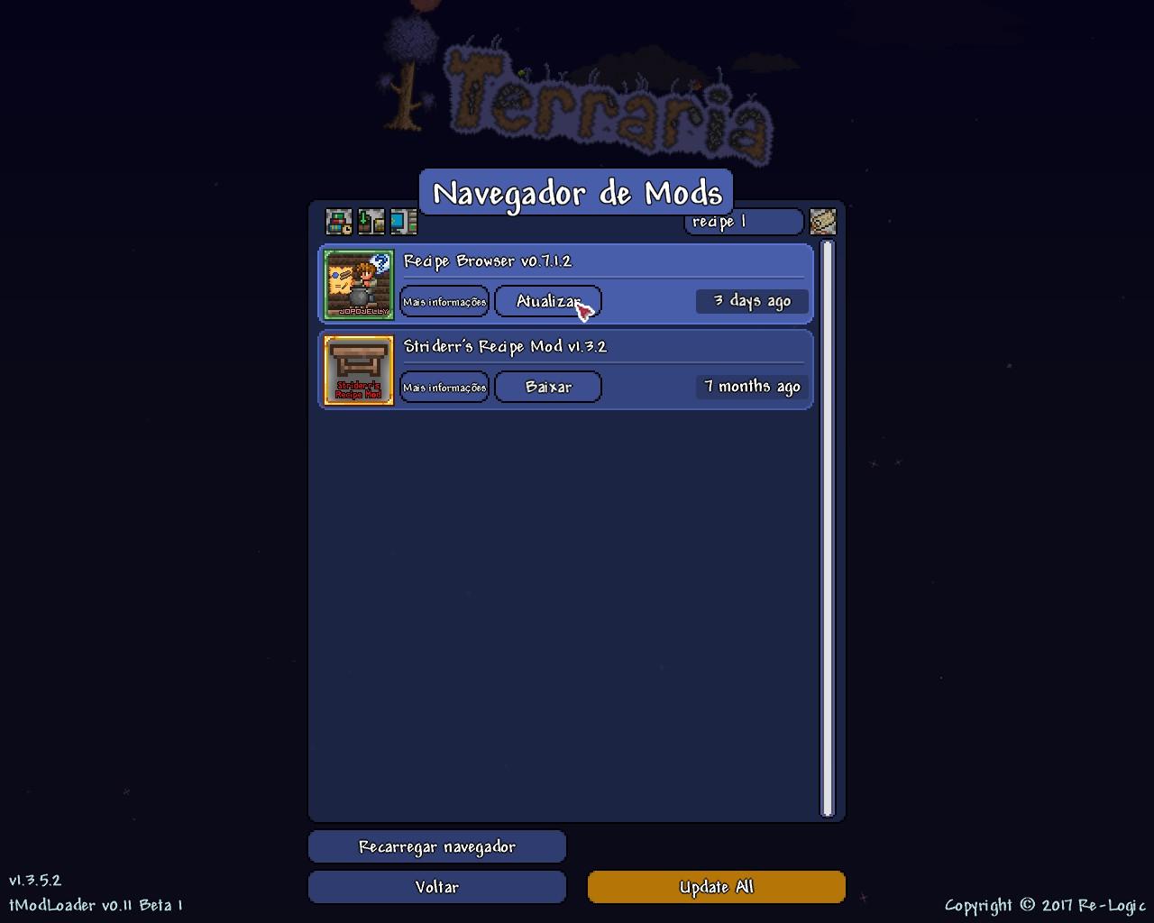I cannot update mods · Issue #499 · tModLoader/tModLoader · GitHub