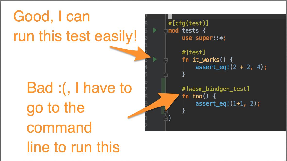Custom test runner run context configuration · Issue #3007